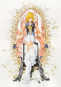Rating: Safe Score: 3 Tags: death_note male mello near obata_takeshi User: Radioactive