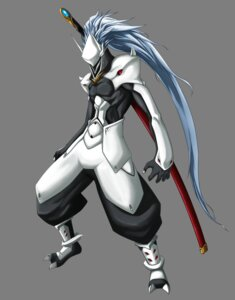 Rating: Safe Score: 8 Tags: armor blazblue hakumen male sword transparent_png User: Radioactive