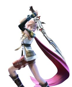 Rating: Safe Score: 43 Tags: armor cg final_fantasy final_fantasy_xiii lightning square_enix sword User: Radioactive