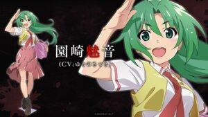 Rating: Safe Score: 7 Tags: higurashi_no_naku_koro_ni seifuku sonozaki_mion wallpaper watanabe_akio User: saemonnokami