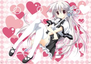 Rating: Safe Score: 27 Tags: heels juuoumujin_no_fafnir korie_riko seifuku tagme thighhighs weapon User: Twinsenzw