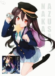 Rating: Safe Score: 59 Tags: cuteg k-on! nakano_azusa seifuku User: yong