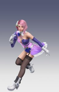 Rating: Safe Score: 15 Tags: alisa_boskonovich cg heels tekken tekken_blood_vengeance User: makiesan