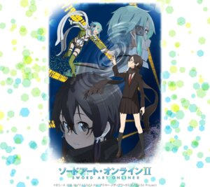 Rating: Safe Score: 16 Tags: gun_gale_online megane seifuku shino_asada sinon sword_art_online User: sinonhecate