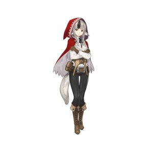 Rating: Questionable Score: 13 Tags: animal_ears breast_hold fire_emblem fire_emblem_heroes fire_emblem_if kawasumi nintendo tail velouria User: fly24