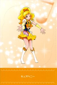 Rating: Questionable Score: 6 Tags: dress happiness_charge_precure! heels oomori_yuuko pretty_cure User: drop