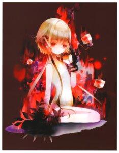 Rating: Questionable Score: 20 Tags: kaku-san-sei_million_arthur loli shimeko User: Radioactive