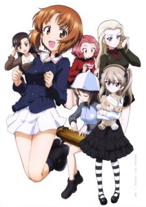 Rating: Safe Score: 16 Tags: bandages clara_(girls_und_panzer) girls_und_panzer gothic_lolita lolita_fashion mika_(girls_und_panzer) nishi_kinuyo nishizumi_miho pantyhose rosehip shimada_arisu uniform User: drop