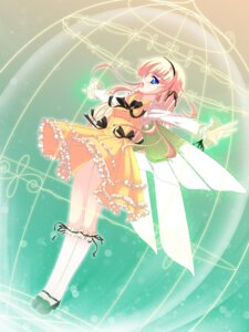 Rating: Questionable Score: 26 Tags: dress lolita_fashion natsumiya_yuzu pantsu wings User: fireattack
