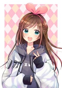 Rating: Safe Score: 20 Tags: a.i._channel akowazaki kizuna_ai tattoo User: charunetra