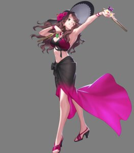 Rating: Questionable Score: 7 Tags: azusa bikini cleavage dorothea_arnault fire_emblem fire_emblem_heroes fire_emblem_three_houses heels nintendo see_through skirt_lift swimsuits weapon User: fly24
