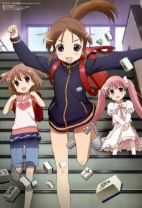 Rating: Safe Score: 49 Tags: atarashi_ako dress haramura_nodoka lolita_fashion saki saki_achiga-hen sasaki_masakatsu takakamo_shizuno User: gogotea28