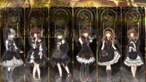 Rating: Safe Score: 14 Tags: gothic_lolita lolita_fashion pantyhose teigi wallpaper User: Radioactive