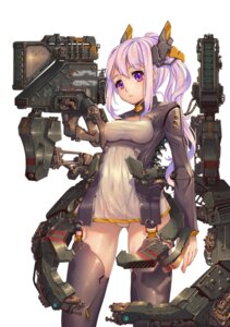 Rating: Safe Score: 51 Tags: armor hoko_sakuran mecha_musume thighhighs User: Radioactive