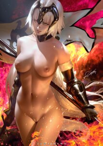 Rating: Explicit Score: 179 Tags: fate/grand_order jeanne_d'arc jeanne_d'arc_(alter)_(fate) naked nipples pussy uncensored zumi_(zumidraws) User: BattlequeenYume