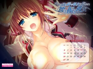 Rating: Explicit Score: 23 Tags: ainose_rin atelier_sakura breast_grab breasts calendar nipples open_shirt panty_pull wallpaper User: aihost