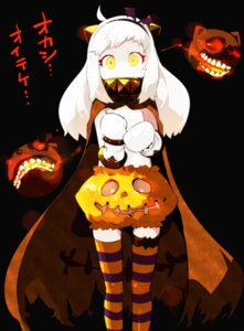 Rating: Safe Score: 28 Tags: bloomers halloween kantai_collection sw thighhighs User: fairyren