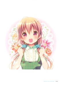 Rating: Safe Score: 11 Tags: hinako_note mitsuki_(mangaka) User: fireattack