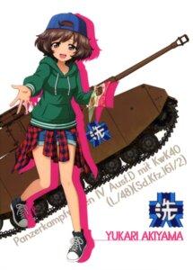 Rating: Safe Score: 12 Tags: akiyama_yukari girls_und_panzer tagme User: drop