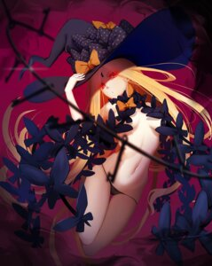 Rating: Questionable Score: 39 Tags: abigail_williams_(fate/grand_order) fate/grand_order freze pantsu topless User: Nepcoheart