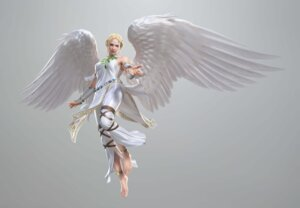 Rating: Safe Score: 24 Tags: angel angel_(tekken) cg dress tekken tekken_tag_tournament_2 wings User: Radioactive