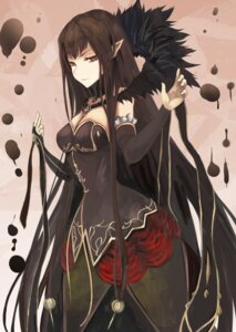 Rating: Safe Score: 27 Tags: assassin_of_red_(fate/apocrypha) cleavage dress fate/apocrypha fate/stay_night kaze_minoru_so-ru pointy_ears User: mira-pyon