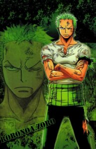 Rating: Safe Score: 10 Tags: male one_piece roronoa_zoro torn_clothes User: charunetra