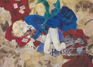 Rating: Safe Score: 7 Tags: male mochizuki_jun oz_vessalius pandora_hearts screening User: Riven