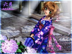 Rating: Safe Score: 9 Tags: calendar card_captor_sakura kinomoto_sakura moonknives wallpaper User: MugiMugi