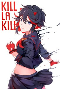 Rating: Safe Score: 16 Tags: horns kill_la_kill lanzero matoi_ryuuko seifuku skirt_lift User: saemonnokami