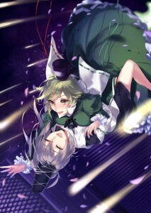 Rating: Safe Score: 14 Tags: hug mononobe_no_futo soga_no_tojiko touhou User: Mr_GT
