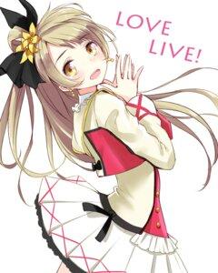 Rating: Safe Score: 38 Tags: love_live! minami_kotori minato_(shouno) User: 椎名深夏