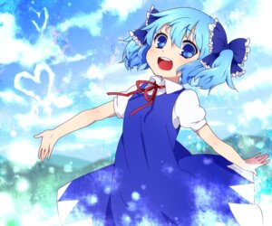 Rating: Safe Score: 14 Tags: cirno sakura_(blue21) touhou User: Radioactive