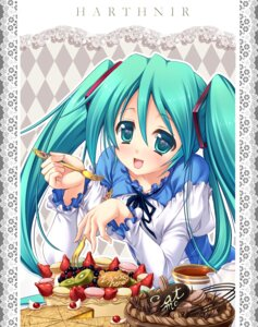 Rating: Safe Score: 29 Tags: hatsune_miku misakura_nankotsu vocaloid User: blooregardo