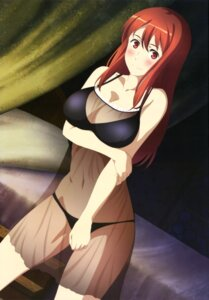 Rating: Questionable Score: 97 Tags: bra breast_hold cleavage duplicate lingerie maou_(maoyuu_maou_yuusha) maoyuu_maou_yuusha pantsu see_through tsukada_hiroshi User: omegamax