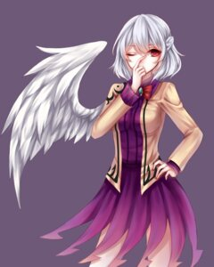 Rating: Safe Score: 14 Tags: dress kishin_sagume sheya touhou wings User: charunetra