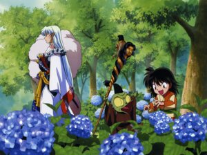 Rating: Safe Score: 15 Tags: inuyasha jaken rin_(inuyasha) sesshoumaru User: Radioactive