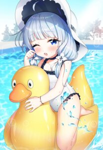 Rating: Safe Score: 4 Tags: azur_lane little_illustrious_(azur_lane) melomelo_d swimsuits User: Mr_GT