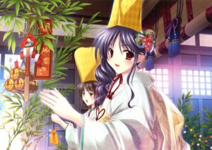 Rating: Safe Score: 11 Tags: kimono yamamoto_kazue User: Bulzeeb