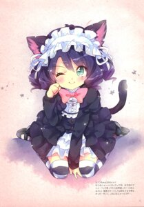 Rating: Questionable Score: 23 Tags: animal_ears cyan_(show_by_rock!!) ech gothic_lolita lolita_fashion nekomimi show_by_rock!! tail thighhighs User: Radioactive
