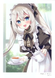 Rating: Safe Score: 17 Tags: fate/grand_order maid marie_antoinette_(fate/grand_order) sumisaki_yuzuna User: kiyoe