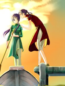 Rating: Safe Score: 8 Tags: asian_clothes china hetalia_axis_powers kurabayashi_matoni vietnam User: charunetra