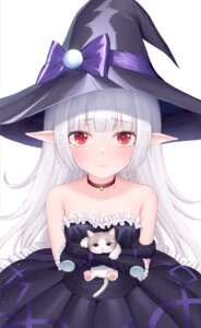 Rating: Safe Score: 21 Tags: dress dungeon_fighter neko no_bra pointy_ears tagme witch yjs0803123 User: Dreista