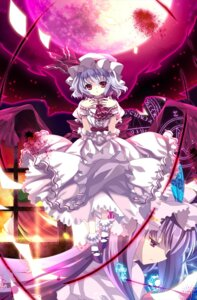 Rating: Safe Score: 28 Tags: capura.l hong_meiling patchouli_knowledge remilia_scarlet touhou User: Mr_GT