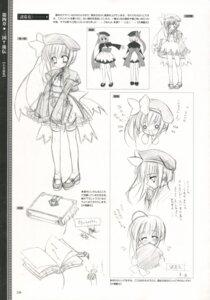 Rating: Safe Score: 6 Tags: baseson character_design koihime_musou monochrome shokatsuryou sketch User: admin2