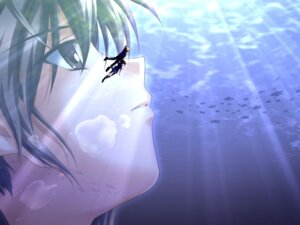 Rating: Safe Score: 3 Tags: ever17 matsunaga_sara takigawa_yuu wallpaper User: Luysiya