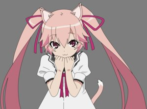 Rating: Safe Score: 24 Tags: animal_ears nekomimi ookami-san tail transparent_png usami_mimi vector_trace User: SciFi