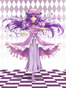Rating: Safe Score: 17 Tags: cloudy.r patchouli_knowledge touhou User: GeniusMerielle