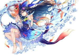 Rating: Safe Score: 42 Tags: feet hakurei_reimu touhou uu_uu_zan User: Mr_GT