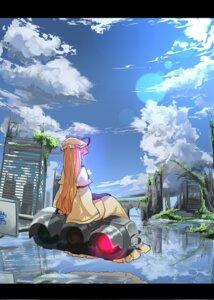 Rating: Safe Score: 11 Tags: garnet_(artist) touhou yakumo_yukari User: Radioactive